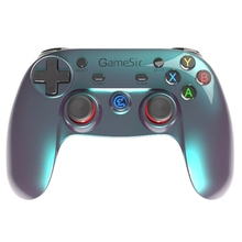 Buy Gamesir G3V Series 2.4GHz Wireless Bluetooth Controller Gamepad Control Android / iOS / PC / PlayStation3 (Deluxe Edition) for $30.35 in AliExpress store