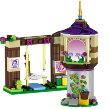 148 Pcs 37000 Rapunzel's Best Day Ever Building Bricks Princess Building Block Girl Compatible with Blocks Princess Toys(China)
