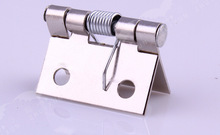 1 inch spring hinge Small spring hinges with spring hinges nickel plated