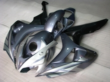 Fairings Fireblade 2007 Body Kits CBR 1000 RR 2006 2006 - 2007 Silvery Bodywork CBR1000RR 06