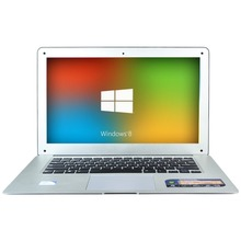 Russian Free Shipping 14 Inch Quad Core Laptop Computer with Russian Keyboard 4GB RAM & 128GB SSD WIFI HDMI Bluetooth Win 10