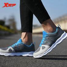 XTEP Brand Running Shoes Mens Athletic Sneakers outdoor gym Trainers Non-slip Sports Shoes Sneakers 984119119280