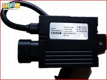 smallest and lightest HID xenon ballast DC12V 35W/55W bulb can use freeshipping DC type(China)