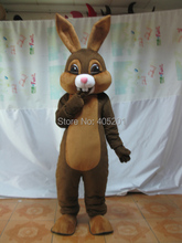 POLYFOAM HEAD hot sale festival bunny costumes different rabbit mascot design for party