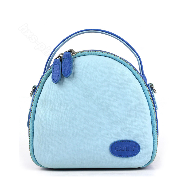 shell bag blue