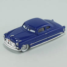 Disney Pixar Cars Doc Hudson 1:55 Scale Diecast Metal Alloy Modle Cute Toys Car For Children Gifts Juguetes(China)