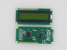new 1pcs LCD1602 LCD 1602 yellow screen with backlight LCD display 1602A-5v