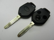 3 Buttons Remote Key Shell Car Key Blanks For Subaru 2013 XV Replacement key Cover Case(China)