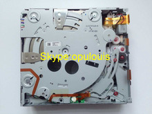 Alpine 6CD/DVD changer mechanism without PCB for Mercedes SLK350 280 ML350 GL450 COMAND NTG4 HDD Navigation W204 C class radio
