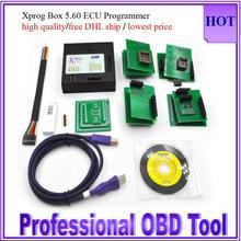 Newest Arrivals X PROG Box 5.60 ECU Programmer XPROG M V5.60 Xprog M Programmer Powerful Than Xprog 5.55 Free DHL