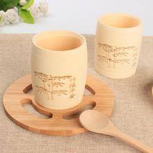 Small bamboo tea cup tea health care new product ideas