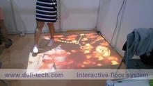 Cost effective Interactive floor projection system 130 EFFECTS and necessary hardware for advertising, Shopping Centres
