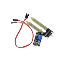Smart Electronics Soil Moisture Hygrometer Detection Humidity Sensor Module for arduino DIY KIT(China)