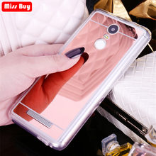 Missbuy Mirror TPU Case For Xiaomi Mi 8 SE Max 3 Note 3 2 Redmi Note 5 Pro 6 6A 4X 5A 4A 5 Plus S2 A1 A2 Lite Slim Back Cover(China)