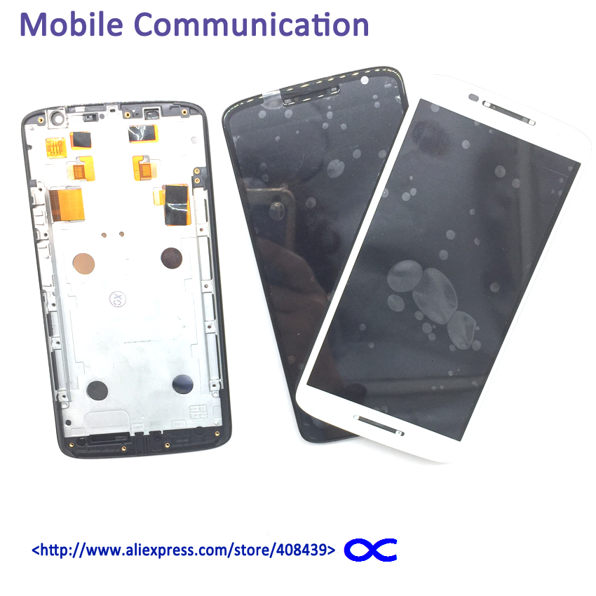 Original X Play LCD display For Motorola MOTO X Play xt1561 XT LCD Touch Screen Digitizer Replacement With Middle frame<br><br>Aliexpress