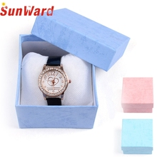 Hot sale watch box watch case saat kutusu Durable Present Gift Box Case For Bracelet Bangle Jewelry Watch Box caja para reloj