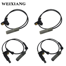 4PCS FRONT+REAR WHEEL ABS SPEED SENSOR FOR BMW Z3 E36 323i 323is 328i 325i 325is 318ti 34521182067 34521163027(China)