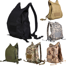 Buy Outdoor Sport bags Military Tactical Backpack Camping Hiking Bags Packs Climbing Fishing Softback Rucksacks mochila de pesca for $13.77 in AliExpress store
