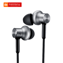 Original Xiaomi Hybrid Pro HD Earphone Xiaomi In-Ear Hybri Wired Control With MIC For MIX Redmi 4X(China)