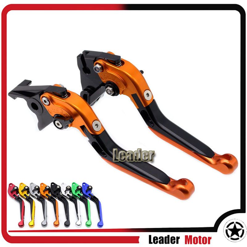 For SUZUKI TL1000R 98-03 SV1000 SV 1000S 03-07 DL1000 V-STROM 02-17 Motorycle Accessories Folding Extendable Brake Clutch Levers<br>
