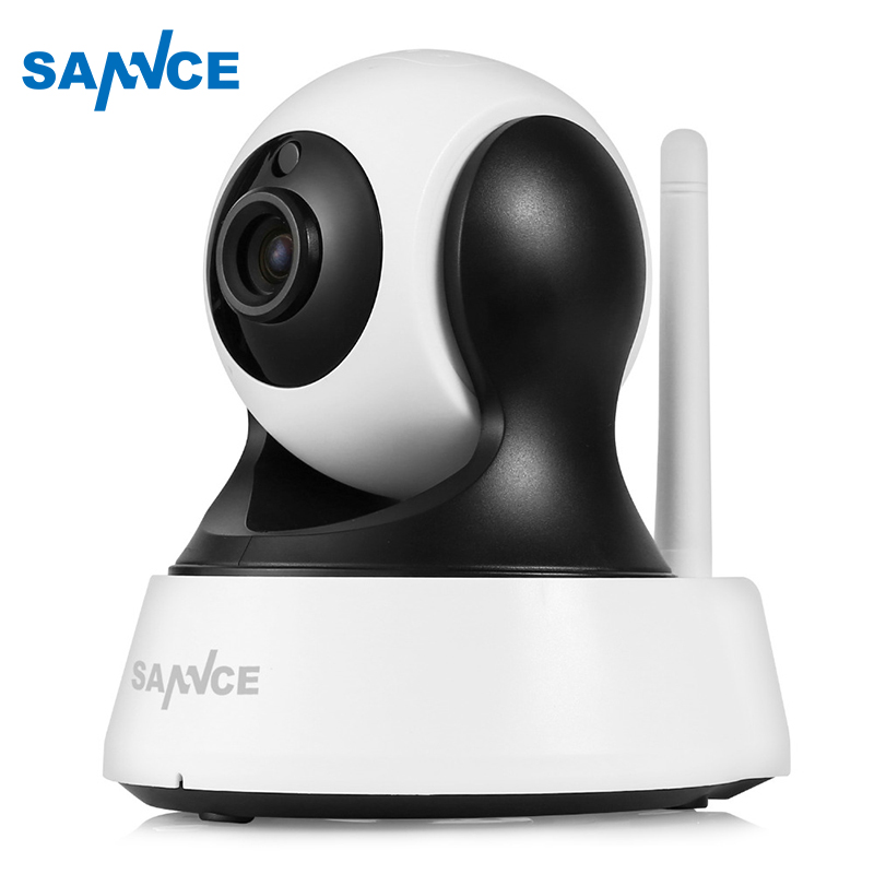 SANNCE HD 1080P CCTV IP Camera 2mp Wireless Smart Security Camera 1080P indoor wi-fi Camera Baby Monitor two way Audio