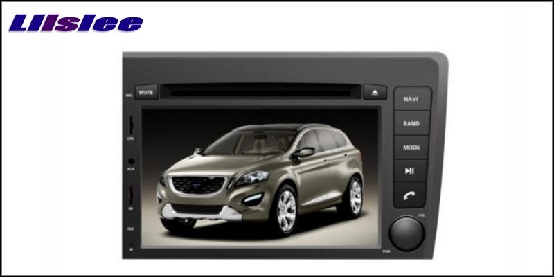 For VOLVO S60 V70 2001~2004 Car LiisLee Multimedia TV DVD GPS Audio Hi-Fi Radio Original Style Navigation Advanced NAVI 2