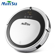 MinSu MSTC09 Smart Robot Vacuum Cleaner Cleaning Appliances 6 modes Smart Navigation Remote Control Home Floor Wireless Cleaner(China)