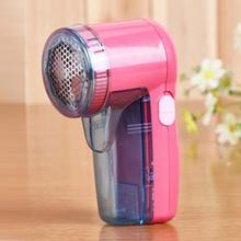 Battery Lint Fluff Remover Sweater Fabrics Fuzz Shaver Portable Blanket Bed Sheet Lint Removal Machine(China)