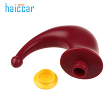 New Arrival HAICAR 1PC YOGA Nasal Rhino Horn Nasal Cleansing Clean System Neti Pot Sinuses Wash Pretty Nose Trimmer Tools