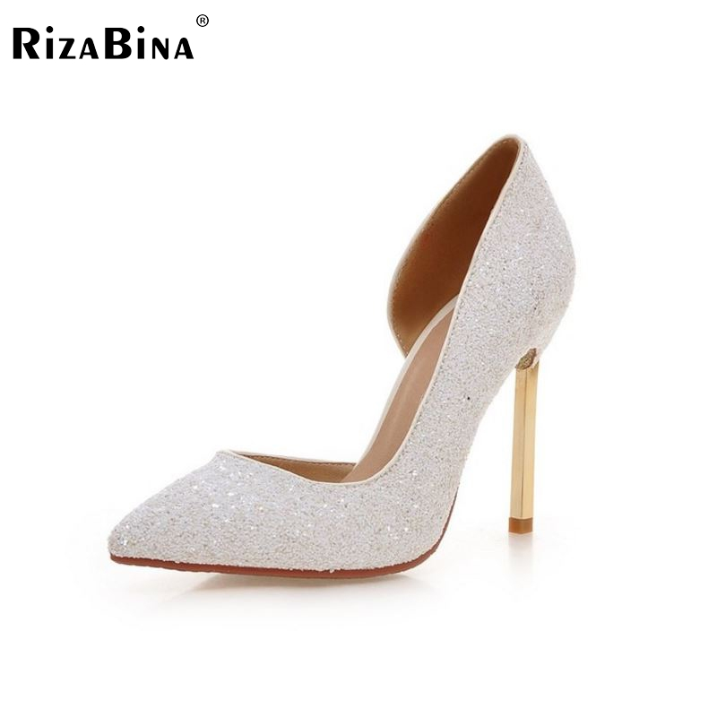 women stiletto thin heel high heels shoes pointed toe catwalk shoes brand quality fashion pumps heels shoes size 32-43 P22815<br>