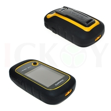 Outdoor Hiking Handheld GPS Protect Black Silicon Rubber Case Skin for Garmin GPS Navigator eTrex 10 20 30 10x 20x 30x 201