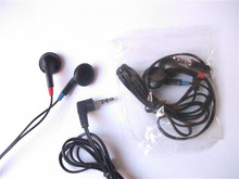 Linhuipad Disposable earbud earphone widely use in hospital ,school ,airline 50pcs/lot(China)