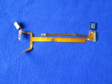1 x For Nintendo 3ds XL LL Speaker Volume Control Flex Cable Used Reserve Parts Replacement N025