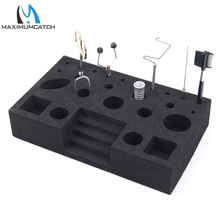Maximumcatch Fly Tying Tool Caddy Foam Fly Tying Tool Station(China)