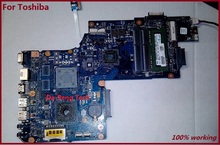H000052450 C850D C855 L850D for toshiba laptop motherboard high quality 100% Working(China)