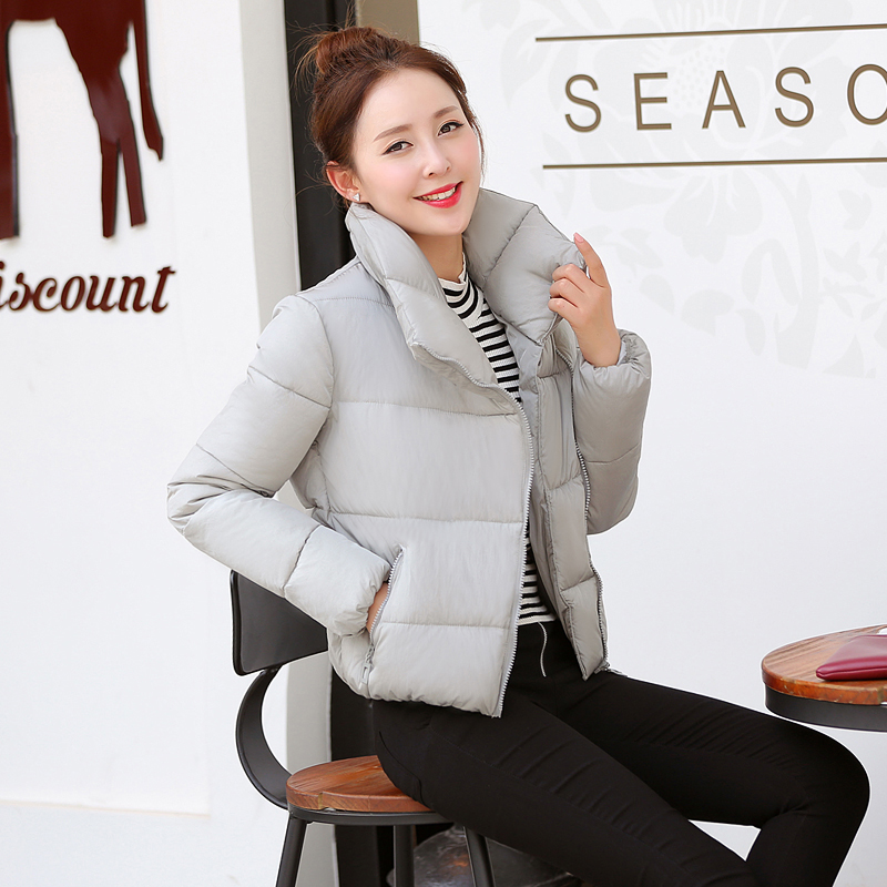 TX1403 Cheap wholesale 2016 new Autumn Winter Hot selling womens fashion casual warm jacket female bisic coatsОдежда и ак�е��уары<br><br><br>Aliexpress