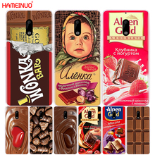HAMEINUO alenka bar wonka chocolate cover phone case for Nokia 9 8 7 6 5 3 Lumia 630 640 640XL(China)