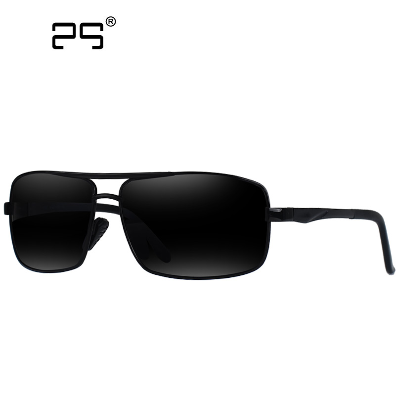 COLECAO Original Brand New Sunglasses Men POLARIZED Aluminum Magnesium 2016 Sun glasses Oculos De Sol W/Box 3111(China)