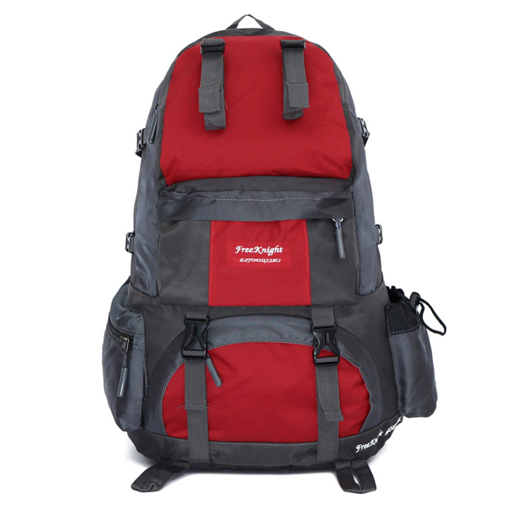 50L outdoor Rucksack hiking Bag lovers sports package high quality waterproof Nylon backpack Camping Travel unisex backpack<br><br>Aliexpress