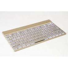 Luxury Aluminium Wireless Bluetooth Keyboard with/without 7 Color Backlight for Asus 180A Memo Pad 8 ME180A Vivo Tab Not8 M80TA