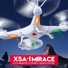 Original Syma X5A-1 (Not X5A) Drone 2.4G 4CH RC Helicopter Quadcopter with No Camera,Aircraft Dron for Novice