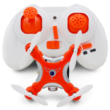 Brand New Mini RC Helicopter 2.4G 4CH 6 Axis Gyro RC Quadcopter with Camera Cheerson CX10C Drone Dron VS JJRC H36 H31 Kids Toys