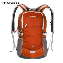 2016 New with Rain Cover Nylon Hiking Backpack Outdoor Sports Bag Mountaineering Bag Knapsack Travel Bags Back Pack TOMSHOO 30L