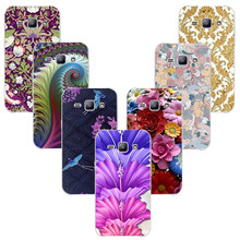 For Samsung Galaxy Star Advance G350E Galaxy Star 2 Plus Luxury Printing Case Hard Plastic Back Cover Patten Skin Shell Coque