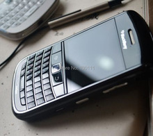 Original 9650 Blackberry Bold 9650 Mobile Phone Refurbished 3G QWERTY 3.2MP Camera for business phone(Hong Kong)