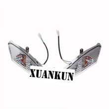 XUANKUN in Front of the Motorcycle Steering Lamp Assembly Electric Moped Scooter Accessories Modified Steering Lamp