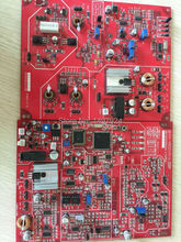 2017 hot selling High sensitivity EAS RF 8.2MHZ dual electronic board with DSP technology RX+TX for eas antenna or eas system(China)