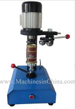 Manually Closing Machine Cans Sealing Machine Vacuum Tin Can Sealing Machine Glass Bottle Aluminum Cap Sealing Machine