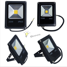 LED Flood Light lights Waterproof IP65 floodlight 50W 30W 20W 10W RGB Landscape LED outdoor Spotlight LED Street Lamp projector
