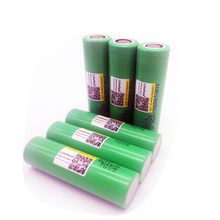Liitokala 6PCS Original For Samsung 18650 2500mAh battery INR18650 25 RM 20A discharge lithium batteries